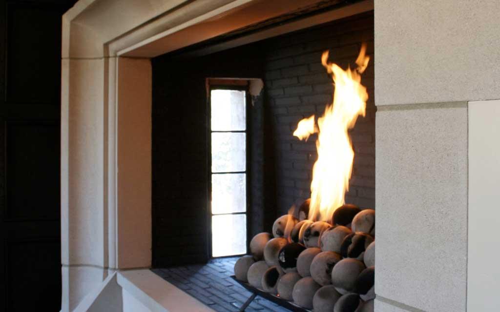 Fireplace Safe