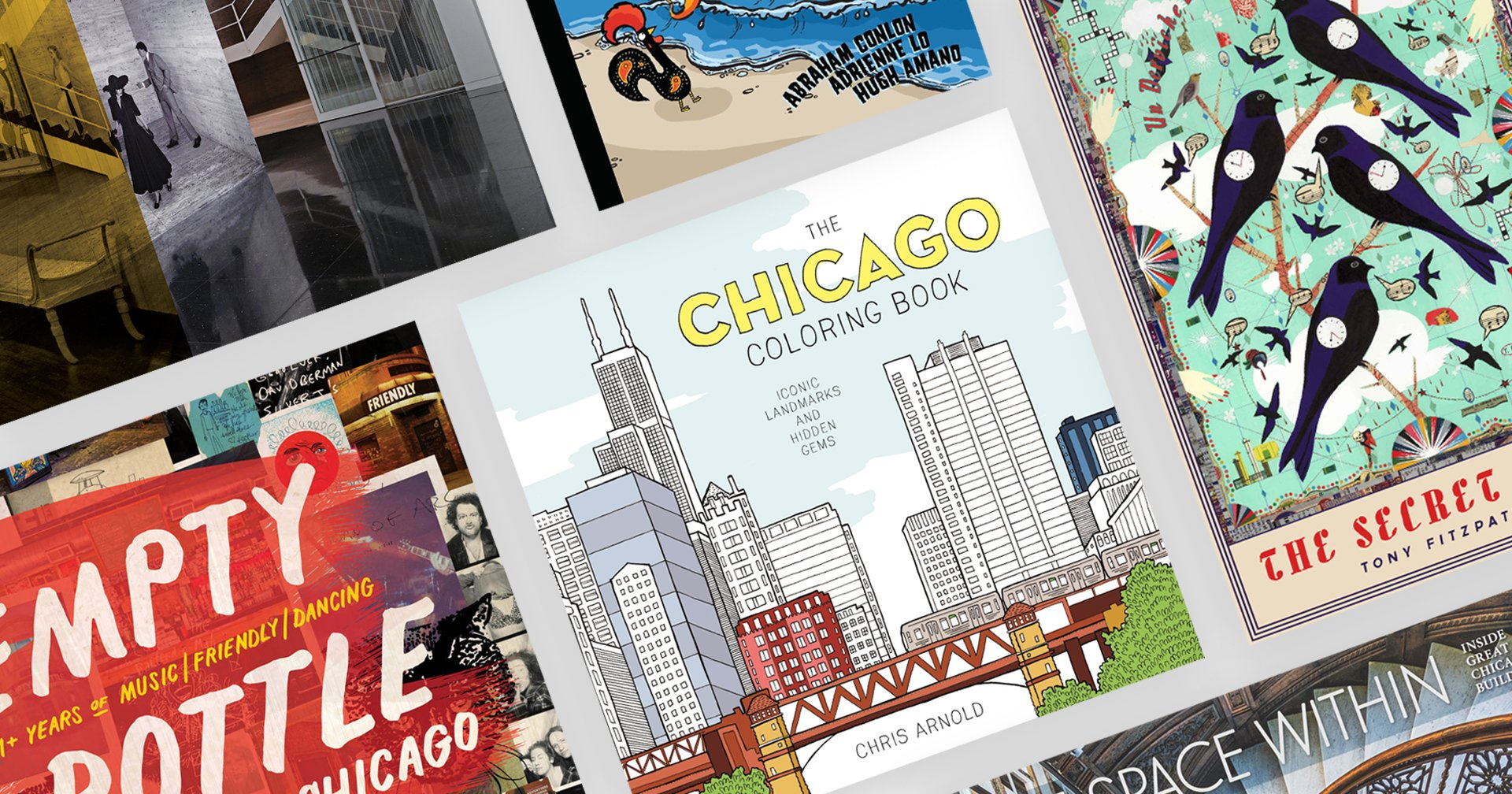 Best chicago coffee table books insidehook share this 09 december 2016 coffee table books geotapseo Choice Image