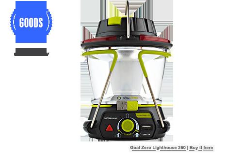 Goal Zero Lighthouse 250