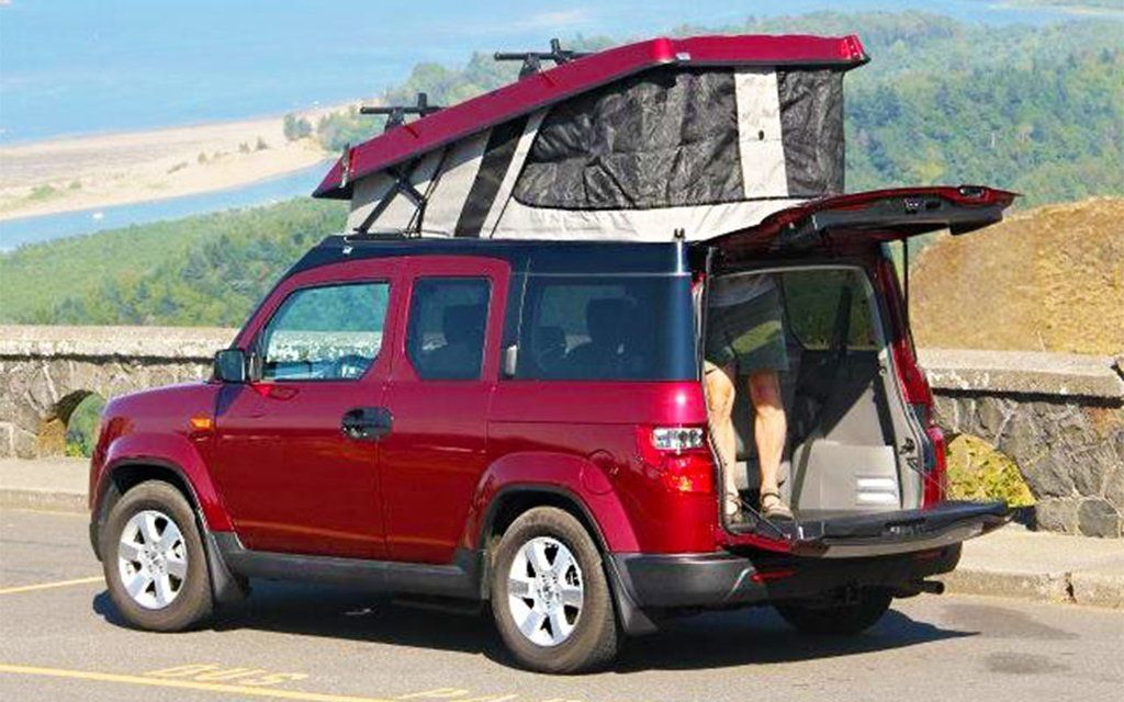 The Honda Element S Highest And Best Use Insidehook