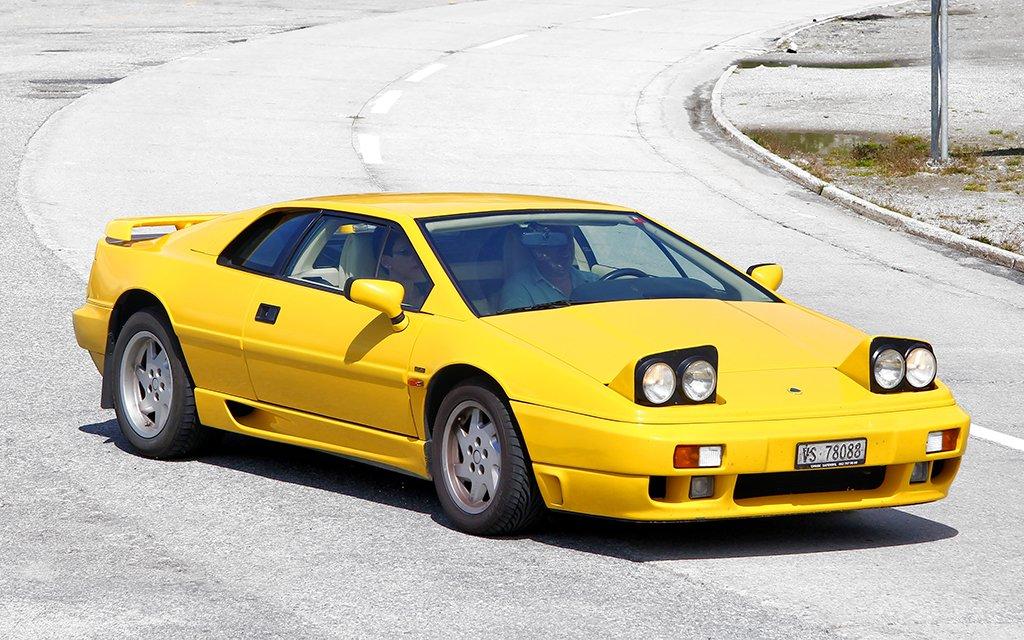 Best Sports Cars of the '90s | InsideHook