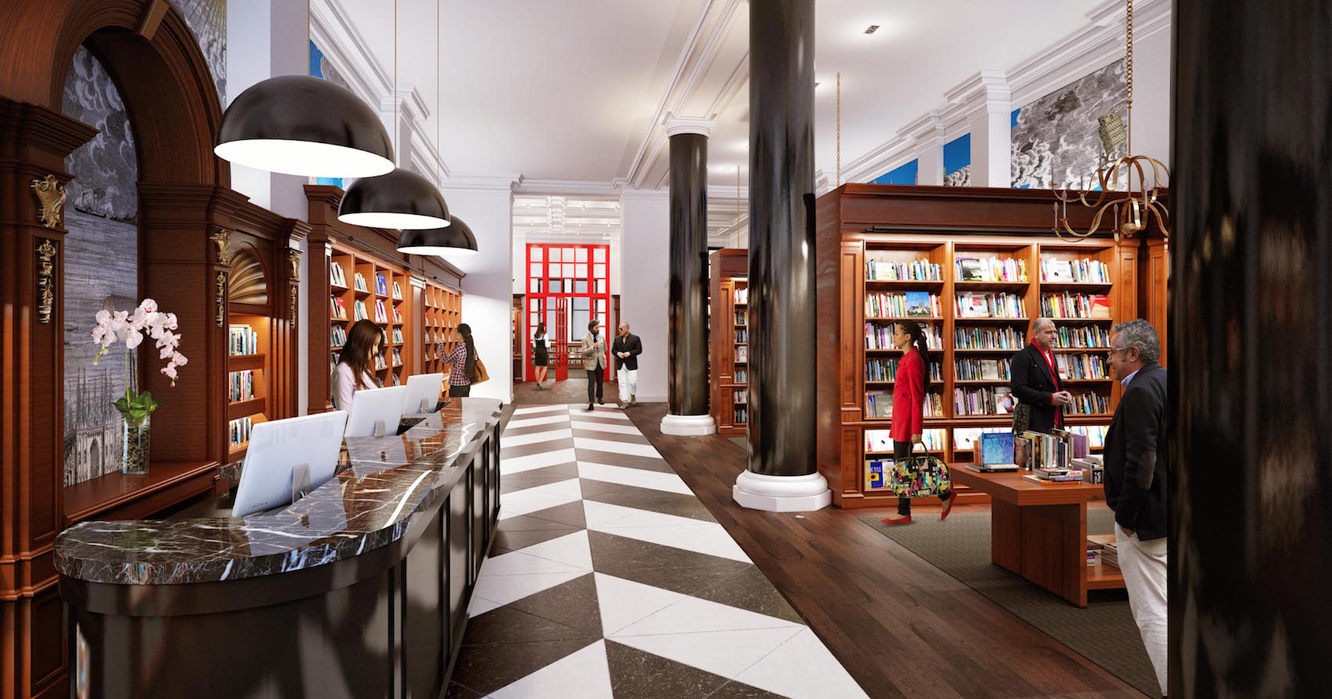 Rizzoli Bookstore Reading 2015