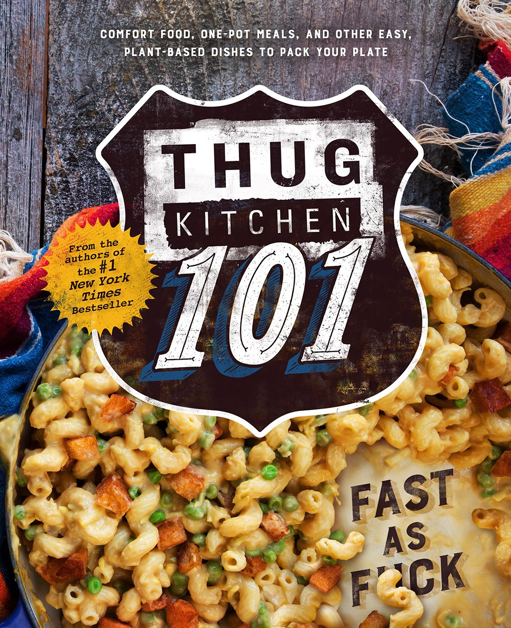 Thug Kitchen Cookbook New York Times39; Bestselling Authors  InsideHook