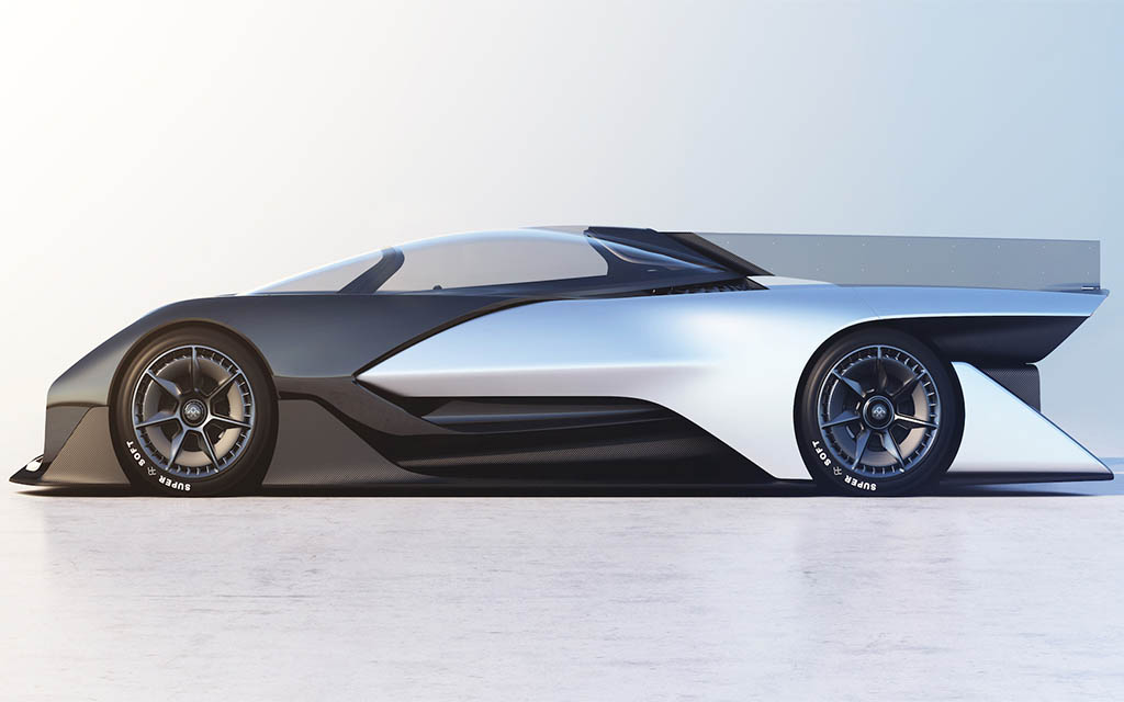 meet the 200 mph electric car