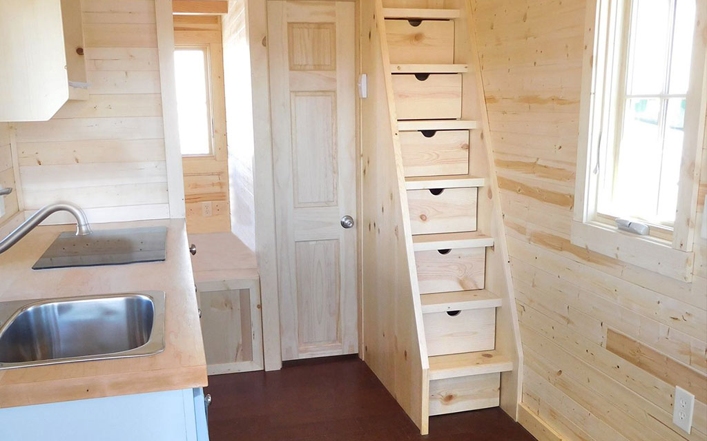 Oregons Mt Angel Tiny House Village Opens Memorial Day