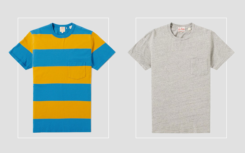 Believe It or Not, There Are Reasons to Splurge on a Better T-Shirt