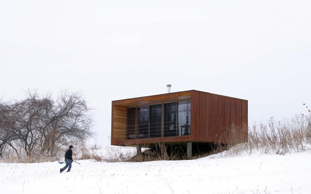 Prefab Cabins Insidehook