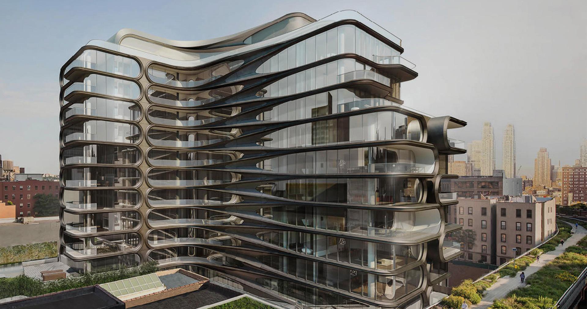 zaha hadid new york city apartments for sale